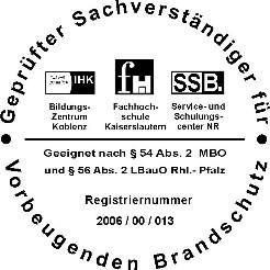 Geprüfter-Sachverständiger-für-vorbeugenden-Brandschutz-Zertifikat